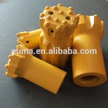 """ST58(2 1/4"""") Carbide rock drill,coal drill bit,drill bit making machine"""