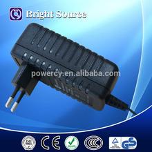 China hot sell POWERCY AC/DC switching adapter EU UK AU US wall mount plug night light ac/dc adapter