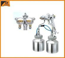 Air tool ningbo best tools very hotsemi-avtomatic chrome spray system machine for car adaptation