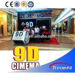 Hydraulic system 9d cinema equipment 6d cinema system