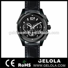 chronograph function fashion analog digital wrist watch , secret compartment watch , latest man watch