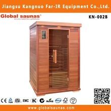 far infrared sauna room wooden miniature houses