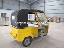 gasoline passenger tuk tuk/ bajaj auto rickshaw