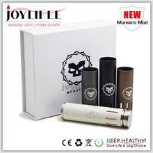 Hot selling 4 colors in a set: white/black/grey/chrome 1:1 clone munstro mod clone