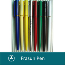 Hotel Amenities Plastic Pen,Cheap Hotel Pen,Twist Slim Hotel