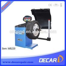 WB220 italian technology cheap automatic wheel balancer used