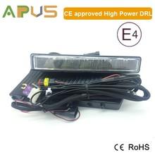 E4-87RL certifications high quality universal car 12V led daytime light tuning light