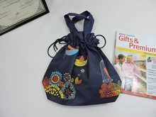 economic pp nonwoven bag/drawstring nonwoven bag for gifts/discount nonwoven bag