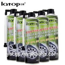 Wholesale OEM 450 ml/550ml/650ml flat tire repair car tyre puncture repair made in China