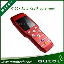 Can Update Online 100% very good obd2 car key programmer Universal Verhicles key programming x-100 X100 + Plus key programmer