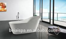 Small Freestanding Bathtub Acrylic/ABS Camping Bathtub Royal Bathtub