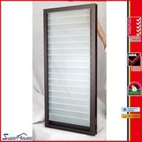 Luxury Aluminum Glass Louvered Windows AS2047