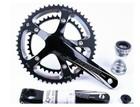 Aluminum alloy bike crankset, 22T/32T/44T, 170MM Crankarm