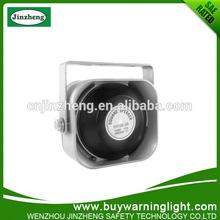100W Electric police siren horn speaker
