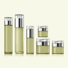 luxury 20g 30g 50g 40ml 100ML 120ml custom cosmetic glass bottle packaging