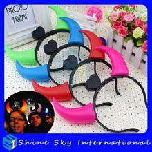 New Style Useful Led Baby Headbands Bow