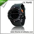 calidad superior de diseño de múltiples funciones de tiempo de doble zona de buzos caja del reloj