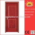 أسعار الجملة الرخيصة sc-w005 الأبواب الخشبية الداخلية
