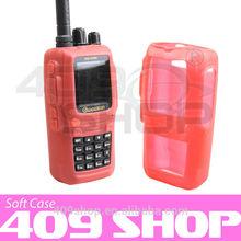 Wholesale Handheld Radio red plastic carrying case