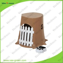Wholesale Cute Plastic Dog Kennel with Cheap Price