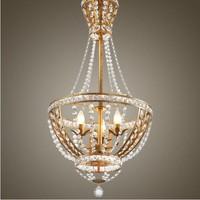 American style lustre k9 crystal chandelier
