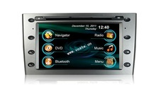 Hot Selling Peugeot 408 Car DVD Player With GPS Navigation