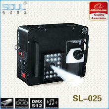 DMX 1500W LED Colored Column Smoke Fog Machine/ stage effect fogmachine
