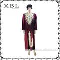 elegent design de vestuário árabe para homens sf6024