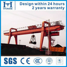A-frame heavy lift crane with hook