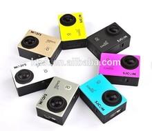 High Quality Sports Camera Sjcam sj4000 wifi action camera 1080P (Full-HD) High Definition Support sj4000
