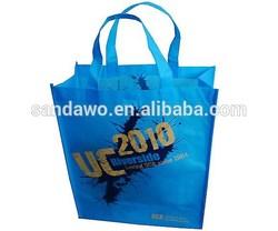 Attractive design non woven shopping bag