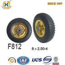 Hot selling and High Performance Strong 8 inch 2.50-4 wheelbarrow tire