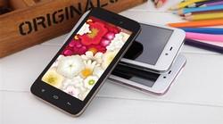 Hot Sale Dual Core Phone Original KingSing K2 MTK6572 4.2 OS 4.3'' Capacitive Screen 512MB+ 4GB dual screen mobile phone