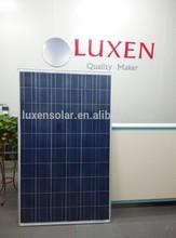 Big Discount! 245W Poly Solar Panle with TUV CE CEC certified ONLY 0.48USD/Watt(0.40EUR/WATT)