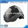 kevlar de rescate rápido casco balístico