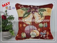 popular decor outdoor cushion cover,cotton christmas cushion