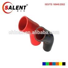 Salent high temp 45 degree Silicone hose/Elbow Reducer Coupler for auto radiator intercooler turbocharge