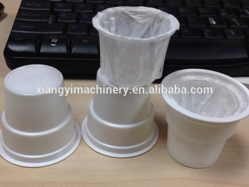 View Plastic Nespresso Cup
