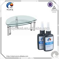 clear uv glass glue lcd uv glue adhesive exporter