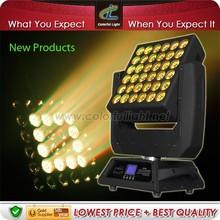 Stage effect- wholesale wash zoom moving lighting ,promotion led light, auto led lighting