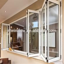 Australia Standard Aluminium Bifold Windows with AS2047