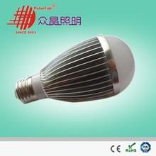 2014 de la alta potencia más de gran alcance led bombillas gu10