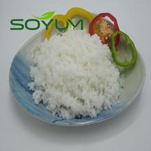 Organic fat free slim glucomannan rice round cut pure konjac rice