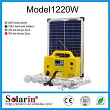 Portable Solar Power Systerm Kits/camping kits roof mount grid 10kw grid tie solar system
