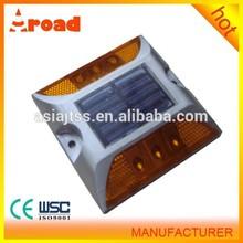 123*133*75mm solar reflective road marking studs