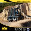 Factory direct sale four wheel drive rough terrain forklift