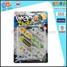 Finger Skate Boarding Toy, 6CM Skateboard Toys for kid