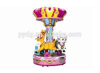 hot sale mini carousel for kids small carousel