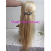 Natural hairline hair piece,full lace human hair wigs,super long human hair
