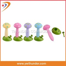 new mushroom pen,mini touch screen pen,office stand pen